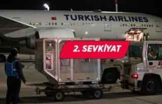 6,5 milyon doz aşı Türkiye'de