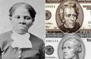 ABD'de 20 dolarlık banknotta 'kölelik'...