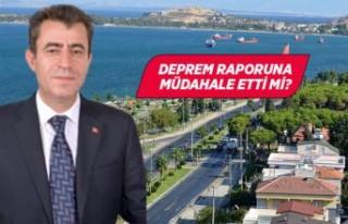 AK Partili Hamdi Erdem, Aliağa'daki o iddialara...