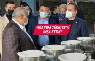 AK Partili Kırkpınar'dan CHP'lilere yanıt