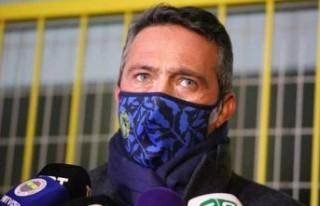 Ali Koç: Takımdan ayrılacaklar da var, gelecekler...