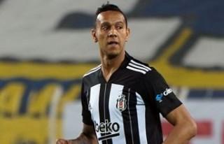 Beşiktaş'ta Josef de Souza'nın sözleşmesi...