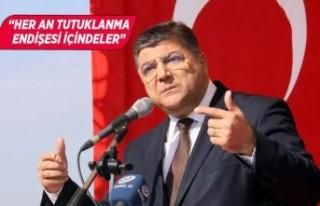CHP'li Sındır; Türkiye artık özgür olmayan...
