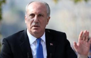 CHP'li İnce'den Boğaziçi açıklaması