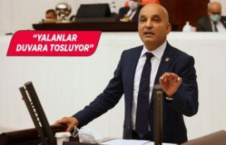 CHP'li Polat'tan AKP'li Dağ'a: Rant olmadığı...