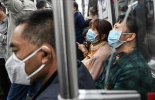 Çin'de son 5 ayın en yüksek koronavirüs vakası...
