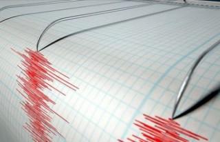 Denizli'de art arda depremler