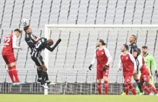 Fatih Karagümrük: 1 - Beşiktaş: 4