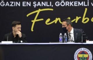 Fenerbahçe, Mesut Özil ile 3.5 yıllık sözleşme...