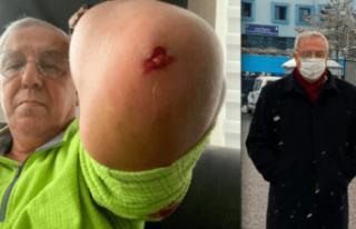 Gazeteci Uğuroğlu'na saldıran zanlılardan...