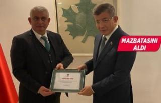 Gelecek Partisi İzmir İl Başkanı belli oldu