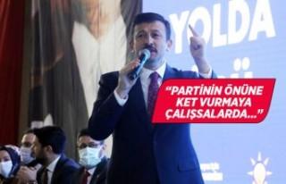 Genel Başkan Yardımcısı Dağ, AK Parti Uşak 7....