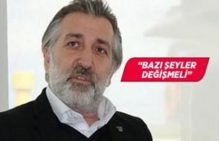 Göztepe Kulübü Başkan Vekili Talat Papatya'dan...