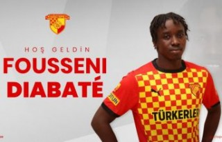 Göztepe, Trabzonspor'dan Fousseni Diabate'yi...