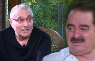 İbo Show'da Mehmet Ali Erbil sürprizi! Gözyaşlarını...