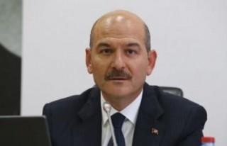 İçişleri Bakanı Soylu, şehit emniyet müdürü...