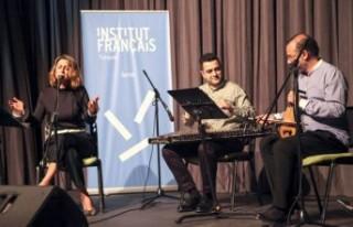 Institut français İzmir'den Dünya'ya 'müzik...