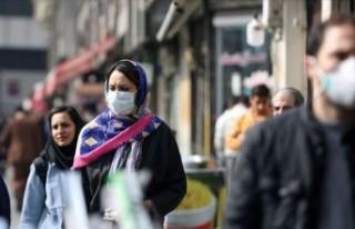 İran'da Kovid-19'dan 71 kişi hayatını...