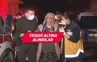 İzmir Bayraklı'da sobadan sızan gazdan zehirlendi