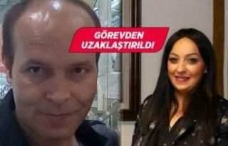 İzmir'de belediye başkan yardımcısı görevden...