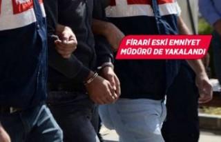 İzmir'de FETÖ'nün hücre evlerine baskın!