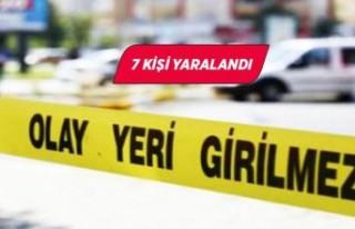 İzmir'de pompalı dehşeti!