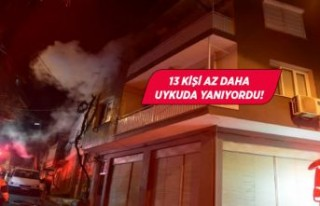 İzmir'de yangın kabusu!