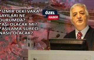 İzmir Tabip Odası Başkanı anlattı: İzmir'de...
