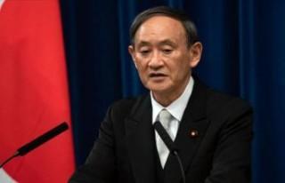 Japonya Başbakanı Suga, milletvekili adına özür...