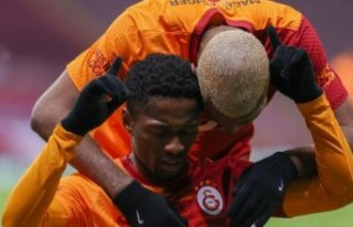 Jesse Sekidika'dan kulüp tarihine geçen gol