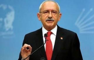 Kılıçdaroğlu, DİSK Başkanı ve heyeti kabul...