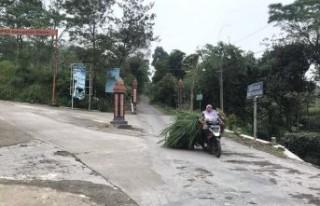 Merapi Yanardağı'ndaki patlamalar bölge halkını...
