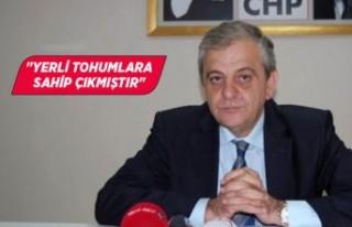 Nalbantoğlu'ndan AK Partili Kırkpınar'a...