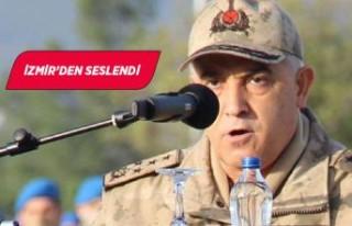 Orgeneral Çetin: Bu kış PKK'nın son kışı...