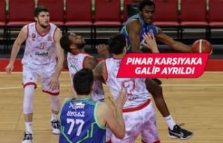 Pınar Karşıyaka: 90 - TOFAŞ: 71