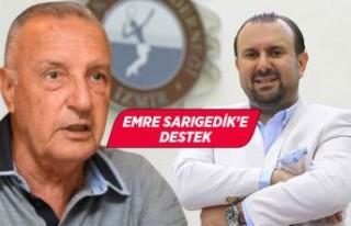 """Rasim Kara, """"İzmir sporu için Emre Sarıgedik..."""
