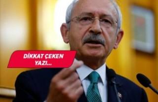 Selvi'den Kılıçdaroğlu hakkında 'başbakanlık'...