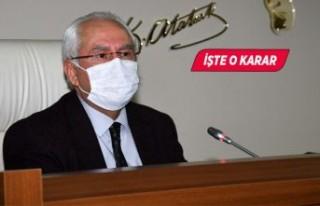 Selvitopu meclis kararını hatırlattı