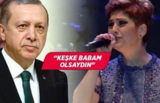 Şükriye Tutkun'dan Cumhurbaşkanı Erdoğan...