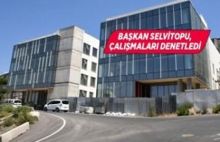 Tahsin Yazıcı İzmir'e değer katacak