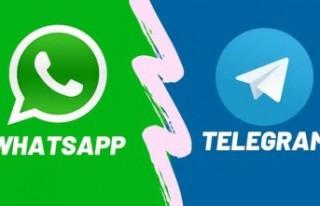 Telegram'dan WhatsApp'a büyük darbe!