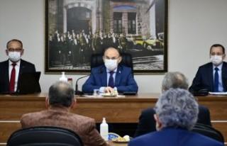 Turgutlu Organize Sanayi Bölgesi Yönetim Kurulu...