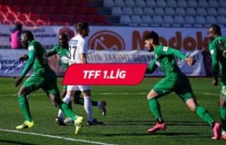 Tuzlaspor: 0 - Akhisarspor: 3