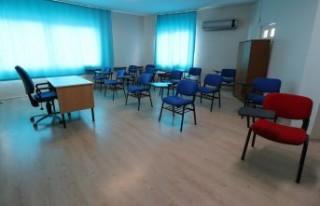 Ücretsiz üniversite hazırlık kursları Bergama'da...