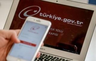 65 yaş üstü vatandaşlara e-Devlet şifresi kolaylığı