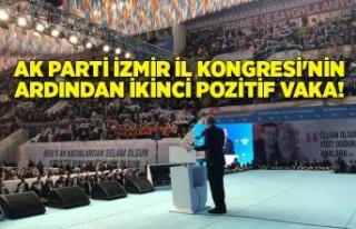 AK Parti İzmir İl Kongresi'nin ardından ikinci...