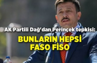 AK Partili Dağ'dan Perinçek tepkisi: Bunların...