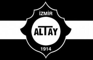 Altay lider Giresunspor'a konuk