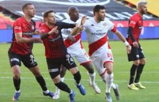 Antalyaspor'un maçlarında 2 ve daha az gol...
