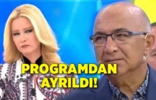 Arif Verimli, Müge Anlı ile Tatlı Sert'ten...